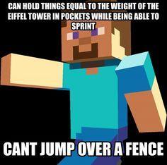 Interesting Funny Random Minecraft Sandbox Video Game Facts Minecraft Memes Minecraft Funny Minecraft Jokes