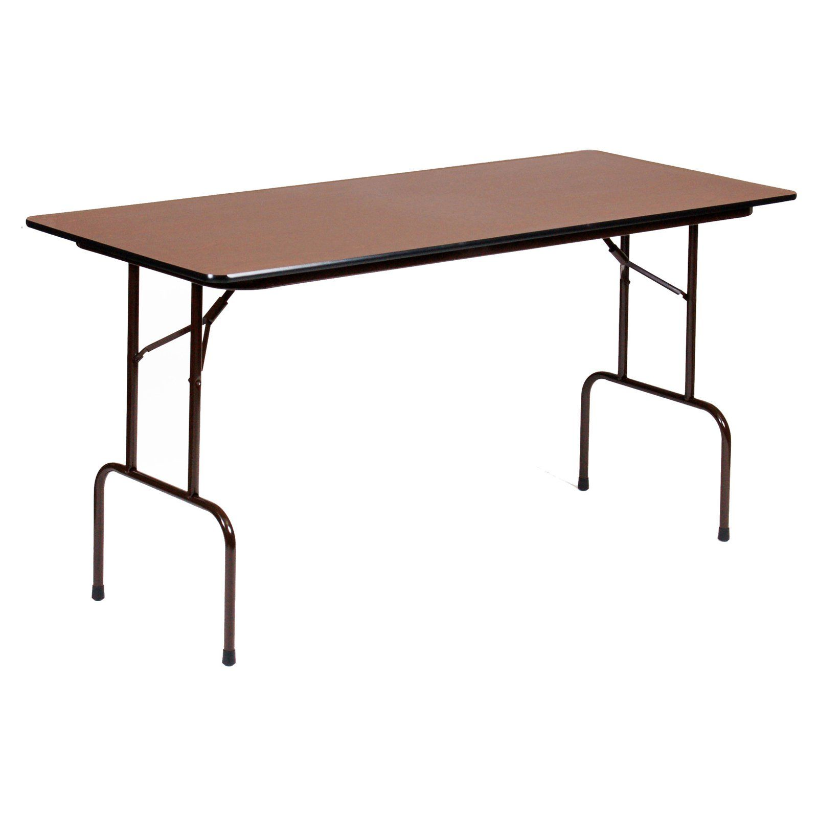 Correll 72 In Rectangle Counter Height Folding Table Table Pub