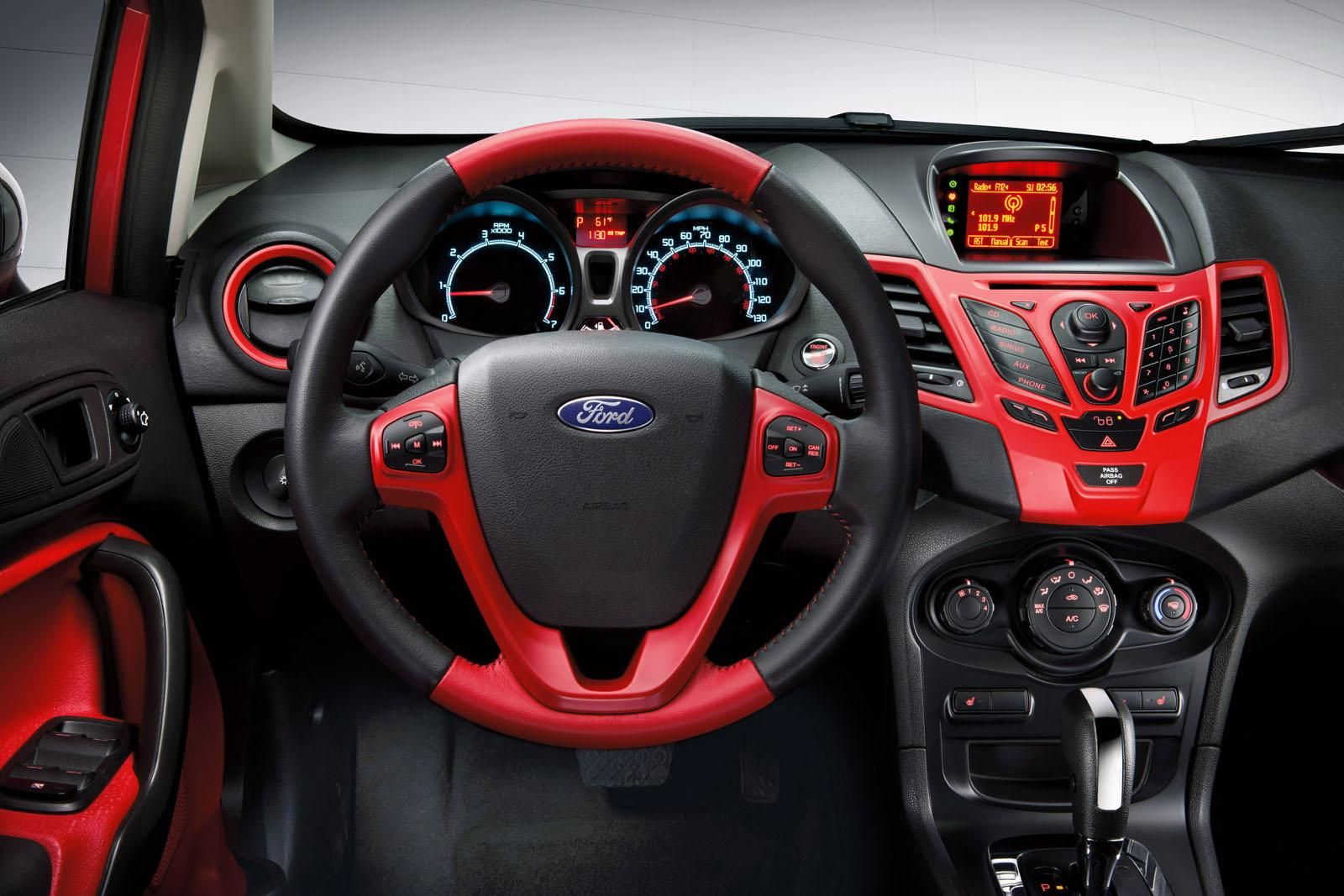 2012 Ford Fiesta Dashboard Google Search With Images Ford