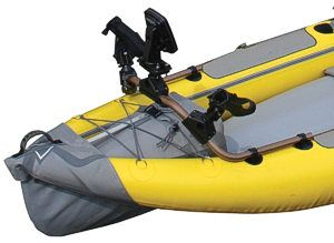 StraitEdge Angler Inflatable Kayak Rail By Advanced Elements