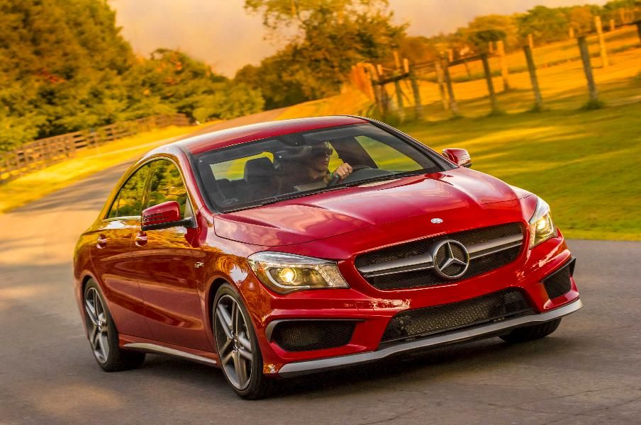 2015 Benz CLA45 AMG Mercedes benz diesel, Mercedes benz