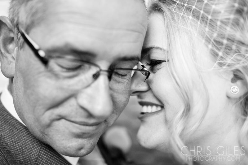 Village Hall Wedding - by Chris Giles Photography