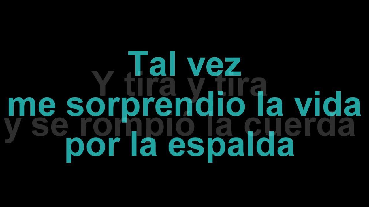 Tal Vez Ricky Martin Letra Spanish Music Youtube Music