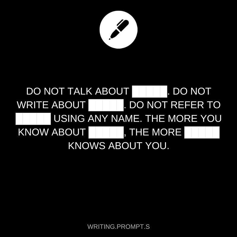 46.8k Likes, 4,916 Comments - Writing Prompts (@writing.prompt.s) on ...