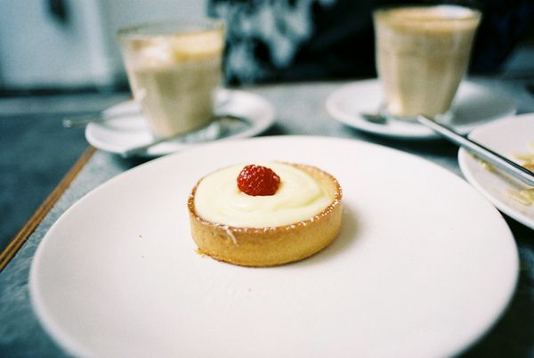 arunaea: Lemon Tart by The Lily X on Flickr. - In Bloom