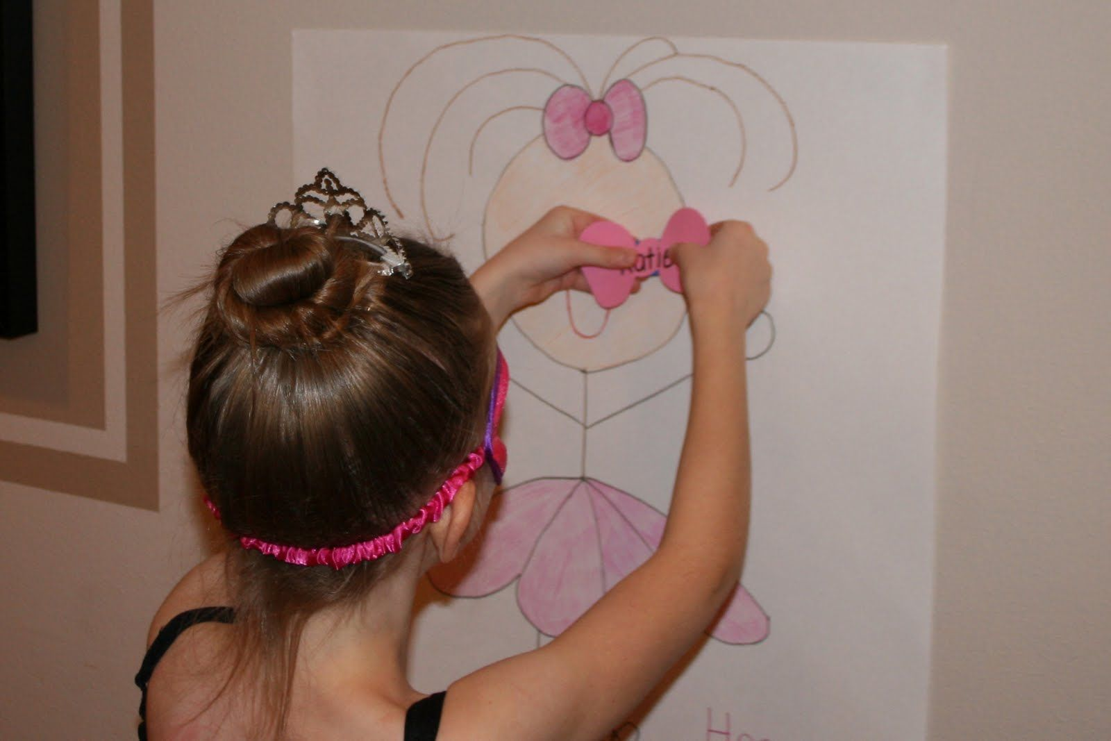 Frills Fluff and Trucks: Ballerina Birthday Party