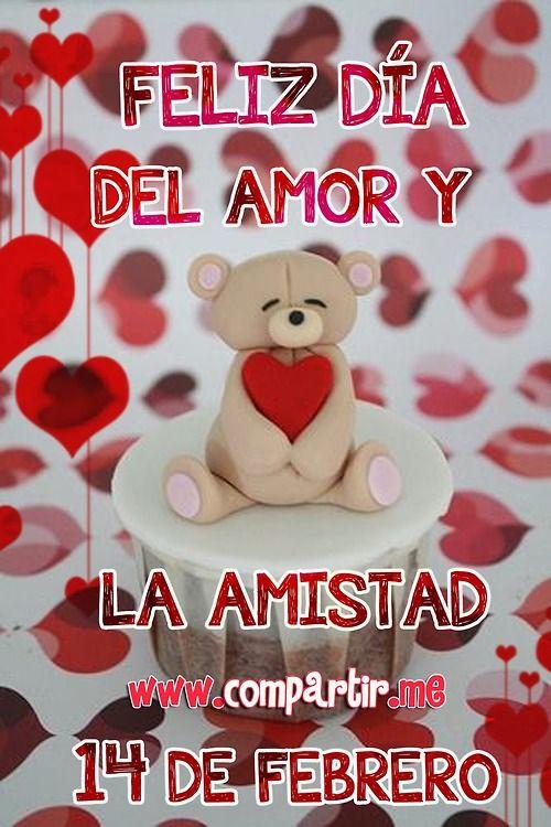 Imagenes Para Compartir Feliz Día De San Valentín Mamá Imágenes De Feliz Día Mensaje De Feliz Dia