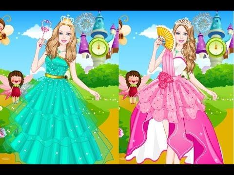 You can play Barbie Prom Princess Dress Up game in your browser for ...
