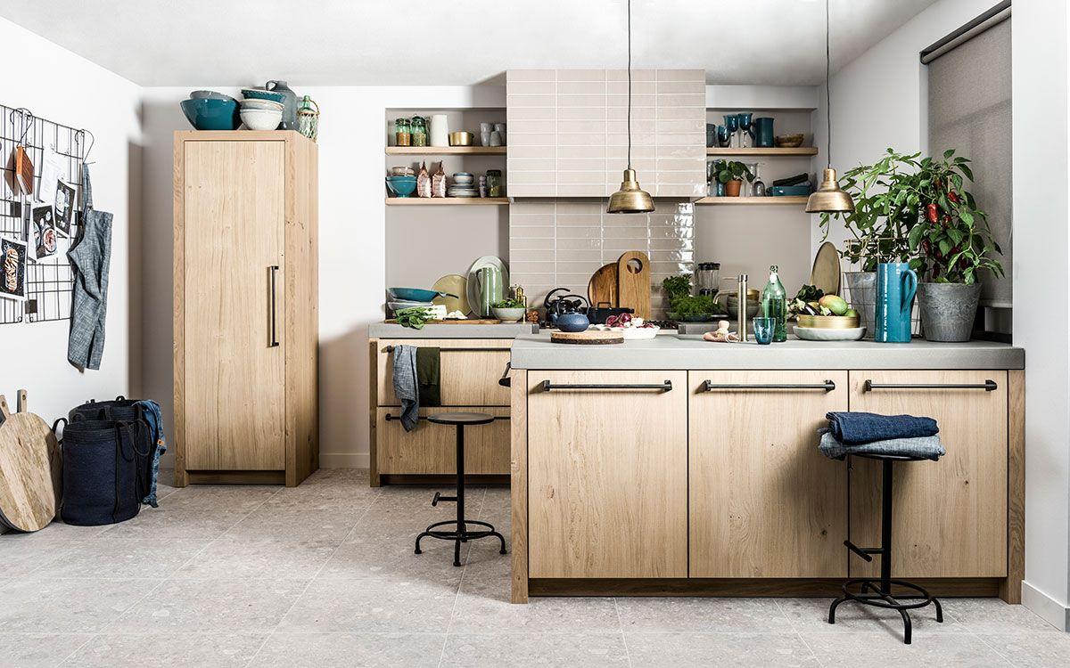 Vtwonen Keuken Houten : Houten vtwonen keuken interieur keuken keuken