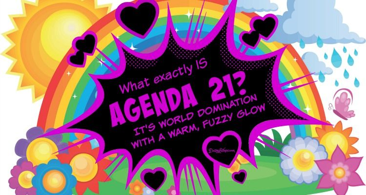 Agenda 21 is a 350-page action plan It was developed at a summit in