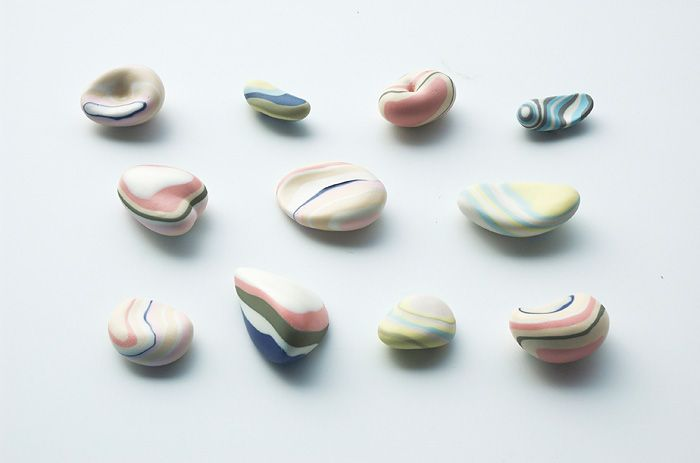 Ceramics by Tomoko Sakumoto