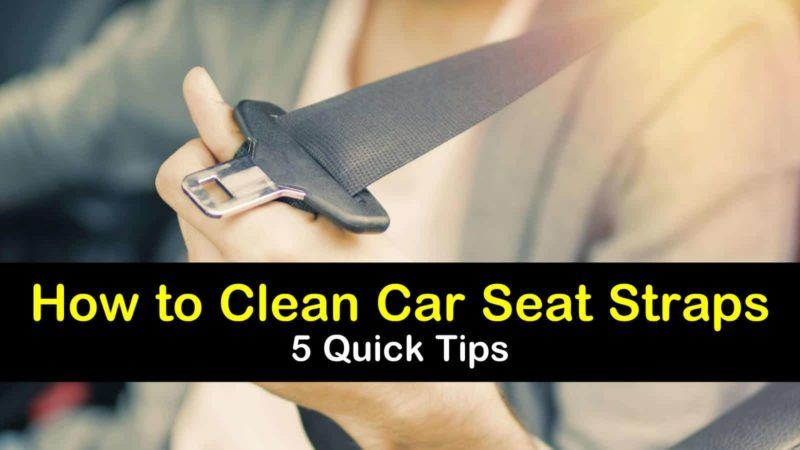how to remove stains from car seats with baking soda
