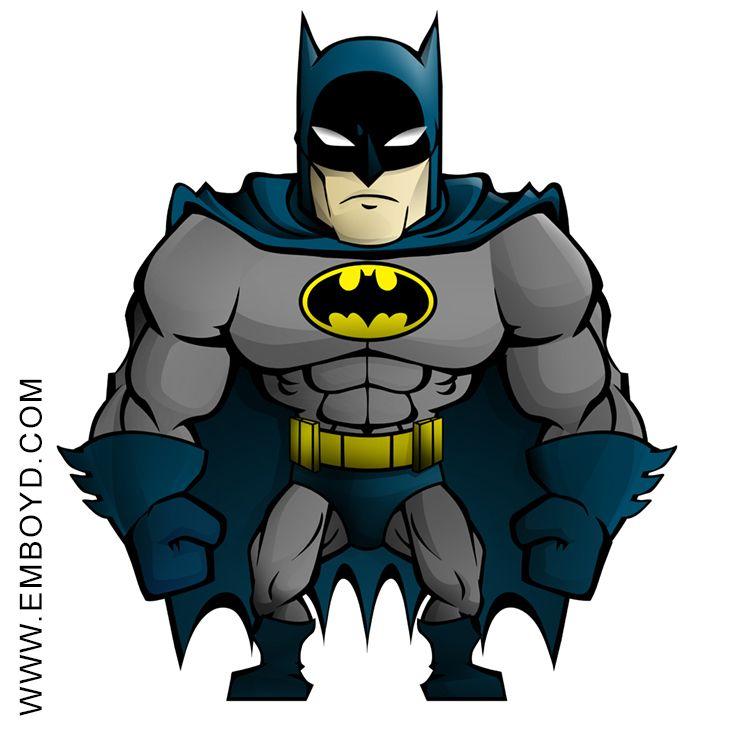 Batman by EMBoyd on DeviantArt