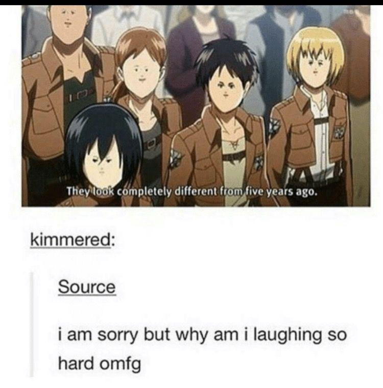 Eren Still Has Big Eyes