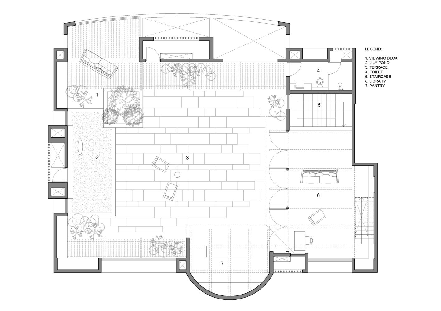Gallery of Veranda on a Roof / Studio Course - 17 | home ... on