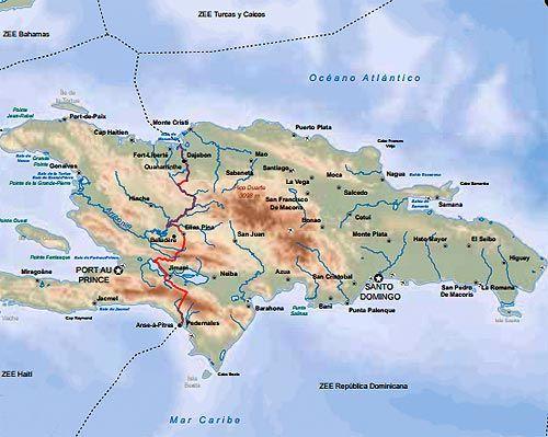 Frontera Verde Haiti Republica Dominicana Haiti Republica Dominicana Dominicano