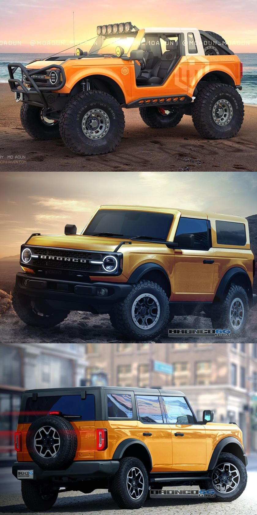 Ford Bronco Raptor Won T Have The Engine You Re Expecting Ford S 3 5 Liter Twin Turbo V6 Is Apparently Too Large For The Bronc In 2020 Ford Bronco Bronco Bronco Truck