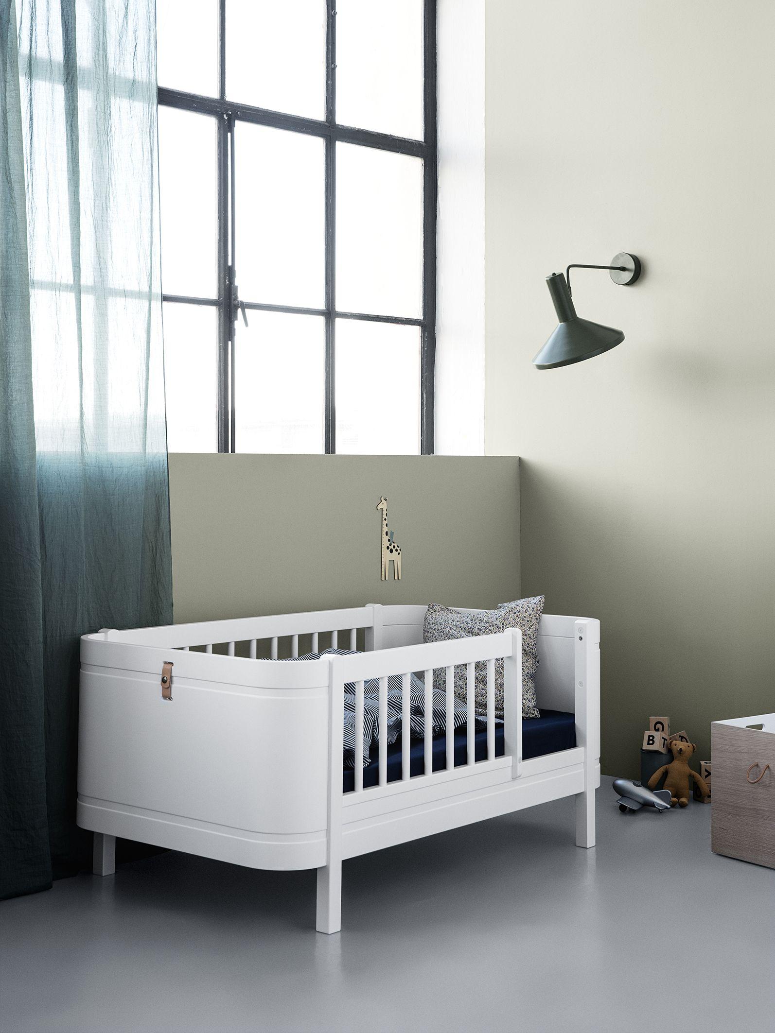 Oliver Furniture Mini+ Wood Collection das Bett, mit 5