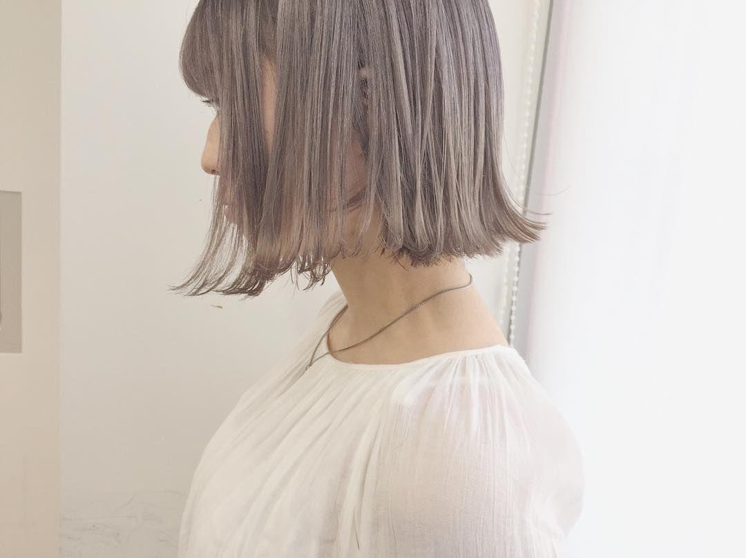 美容師の伊藤 竜さんのインスタグラム Instagram 写真 夏は新色ミルク