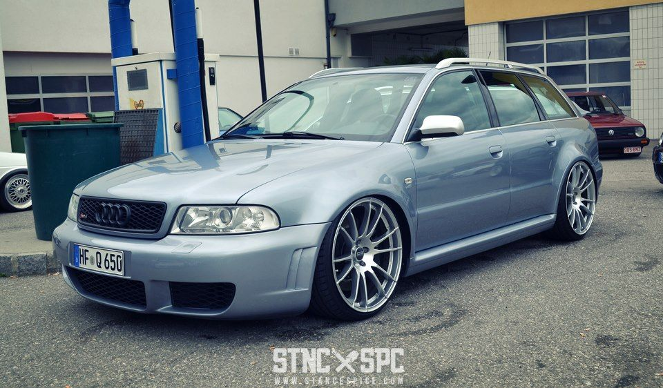 Audi Allroad Avant Wagon C5 The Body Style Was Made 2001 2002 2003 2004 2005 Using The S4 6 8 Cylinder 2 7 Twin Turbo A6 4 2 Liter V8 M Voiture Camion