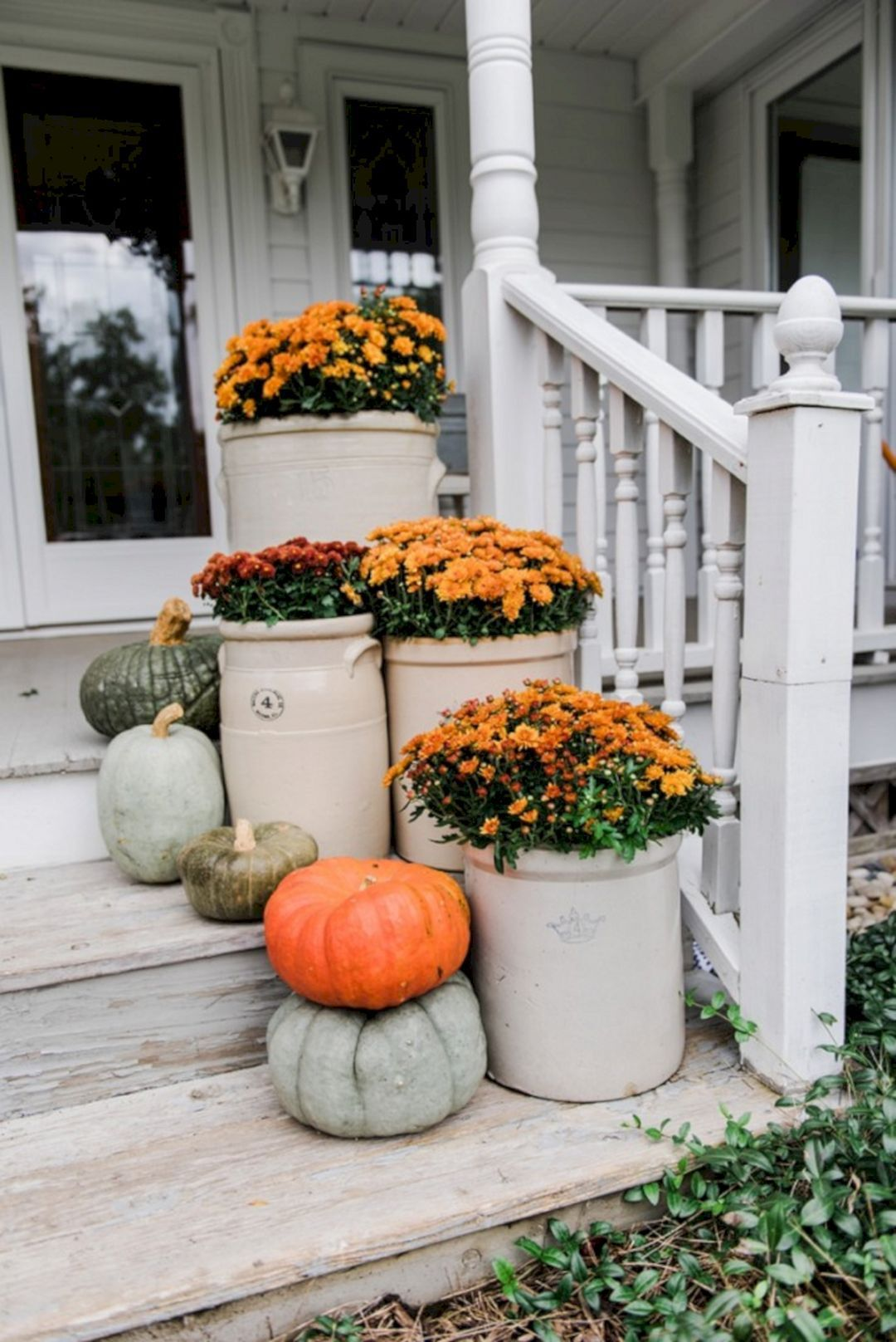 75 most antique and beautiful farmhouse front porch