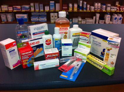 Top 20 Medicine Cabinet Must Haves