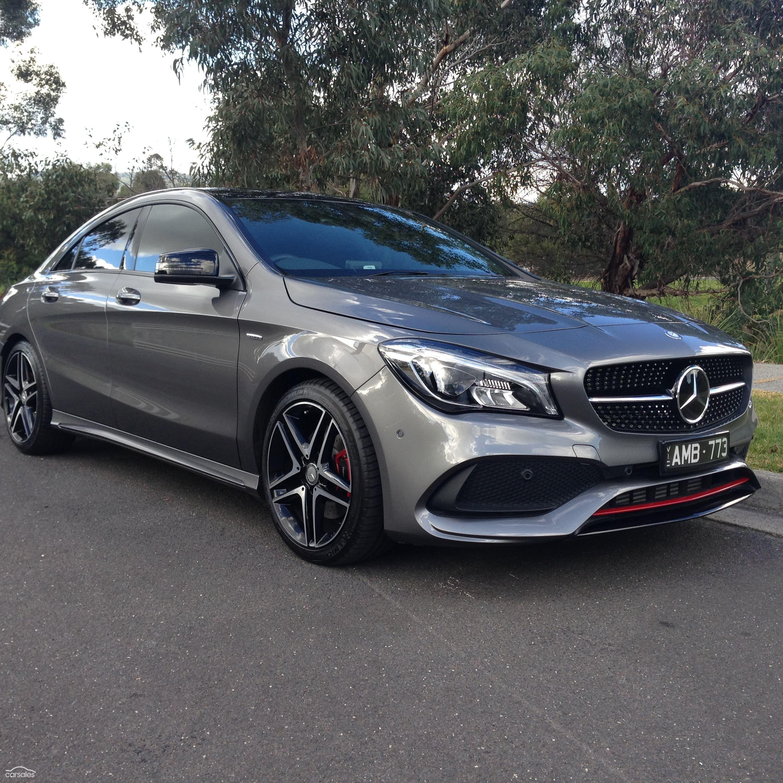 2017 Mercedes-Benz CLA250 Sport Auto 4MATIC-$65,000