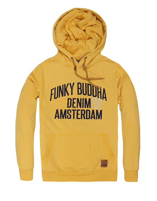 My fevr winter hoodie from Funky Buddha