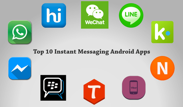 Here are Top 10 Best Instant Messaging apps for your