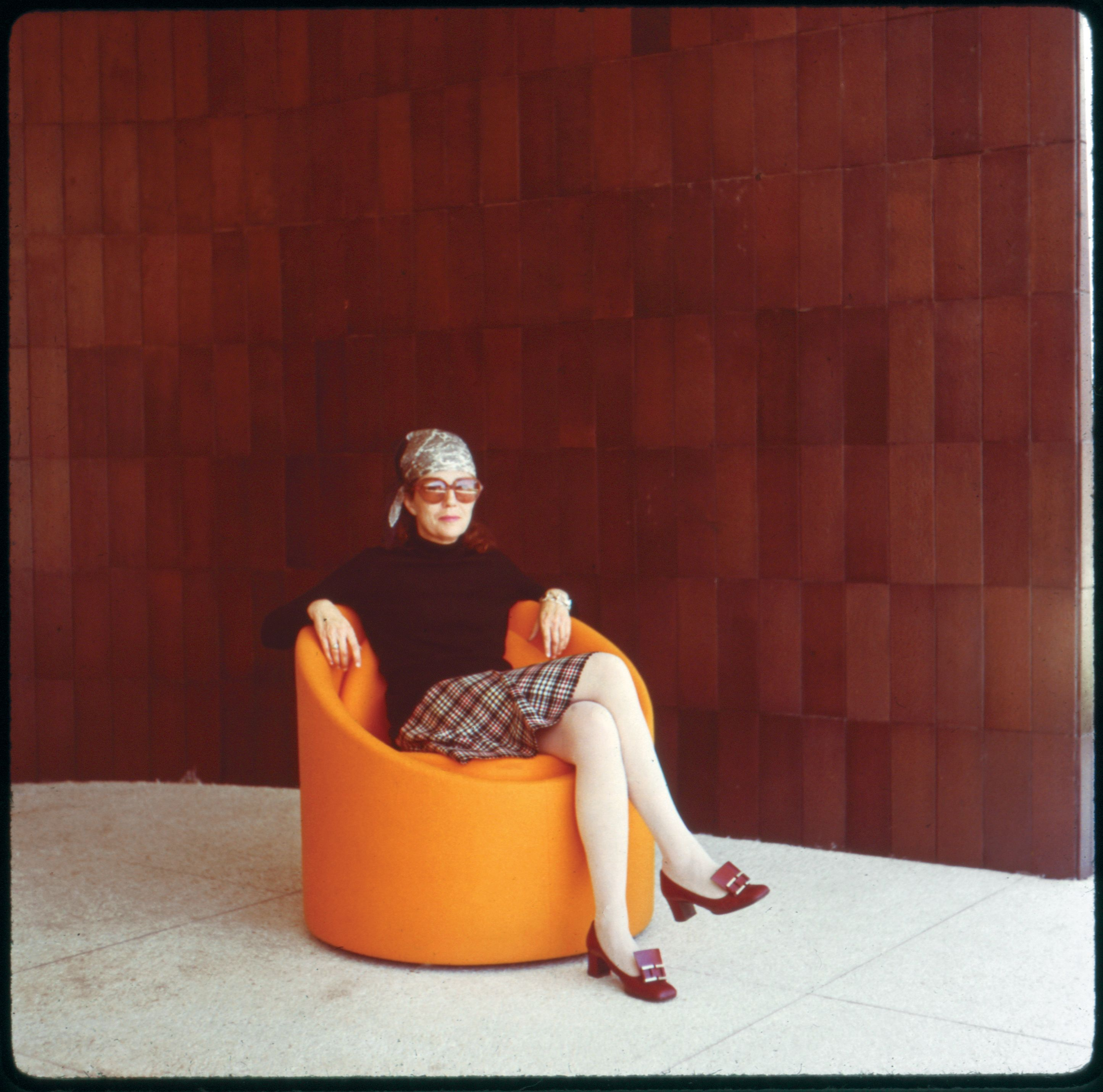 Gere Kavanaugh and Her Colorful Life   California design