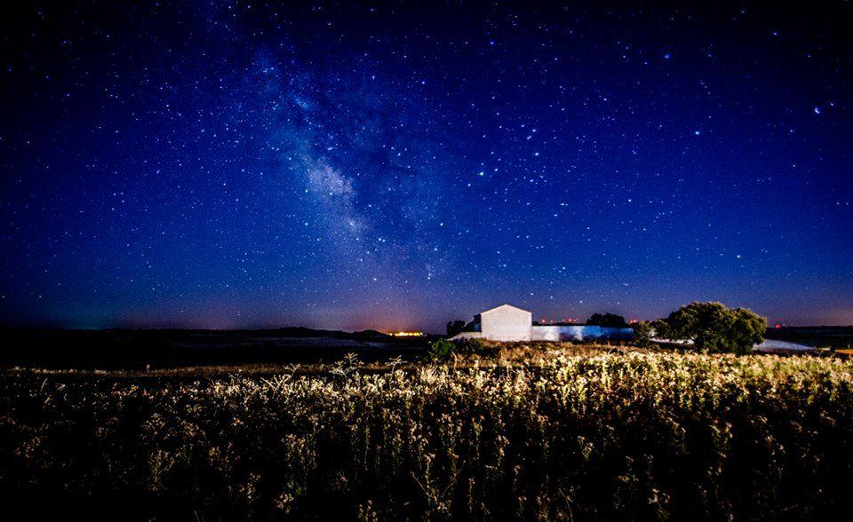 Juan García. Vía Láctea en las Perseidas. #concurso #verano #fotografía #estrellas #noche