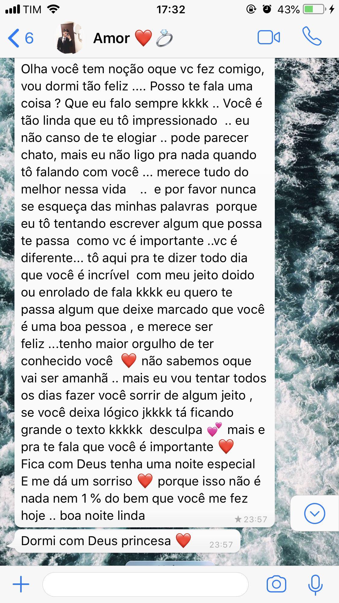 Eu Ti Amo Juliana Ailton Frases De Amor Namorada Mensagens
