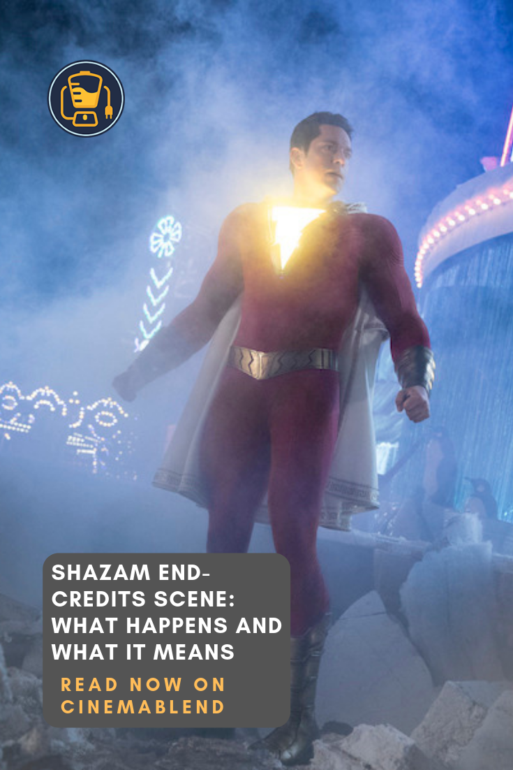 dd82c8e8 While past DC Extended Universe films have shied away from post credit  scenes, Shazam!