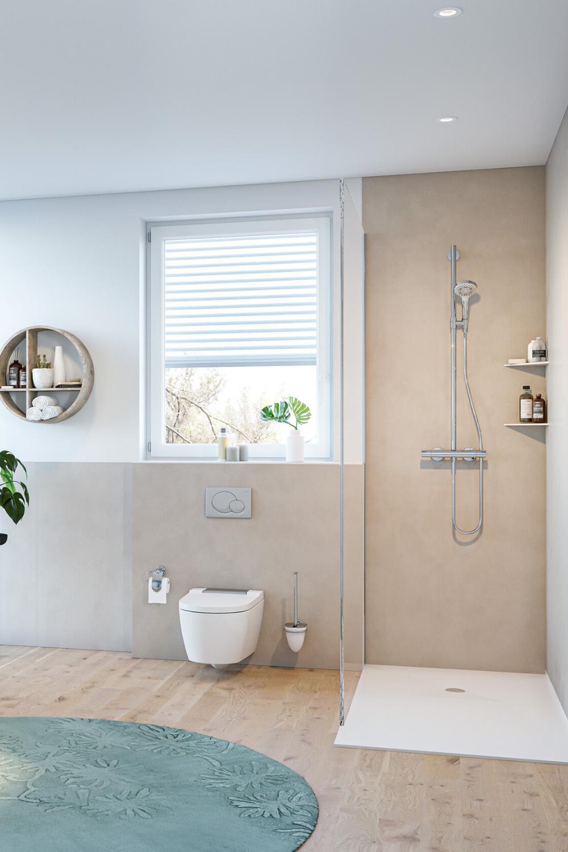 Ein neues Komplettbad von Viterma   Badsanierung, Badezimmer ...