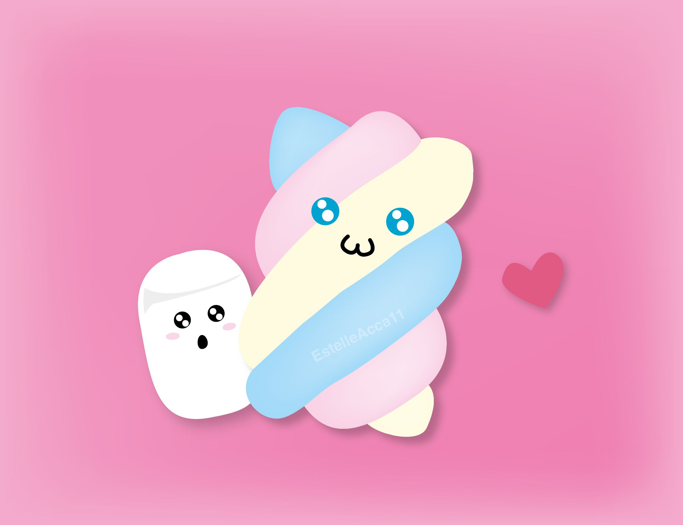 cute marshmallow images Google Search Cute