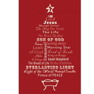 Our product categories | Embrace the Middle East | Names of jesus,  Christian christmas, Christmas jesus