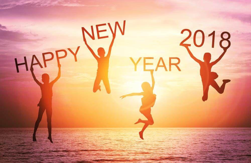 """Résultat de recherche d'images pour """"happy new year 2018"""