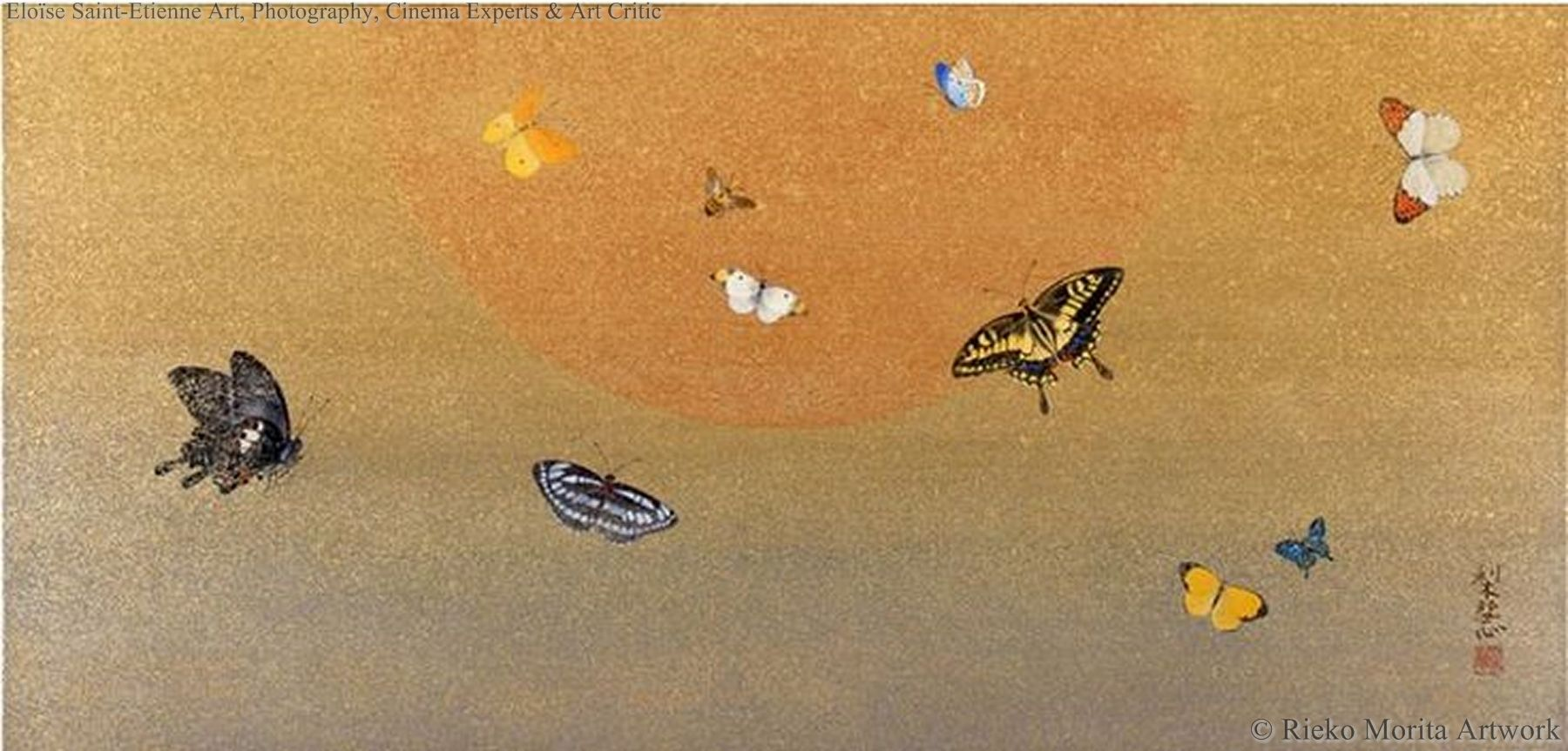 Sun by Morita Rieko.