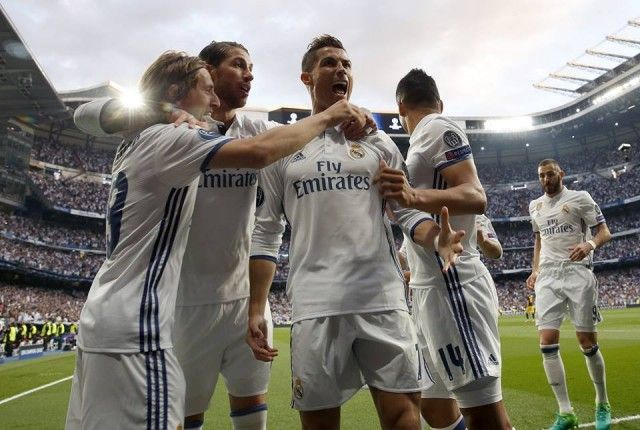Hasil Pertandingan Liga Champions Real Madrid Vs Atletico Madrid
