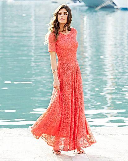 JOANNA HOPE Lace Maxi Dress   Marisota   I can only dream closet ...