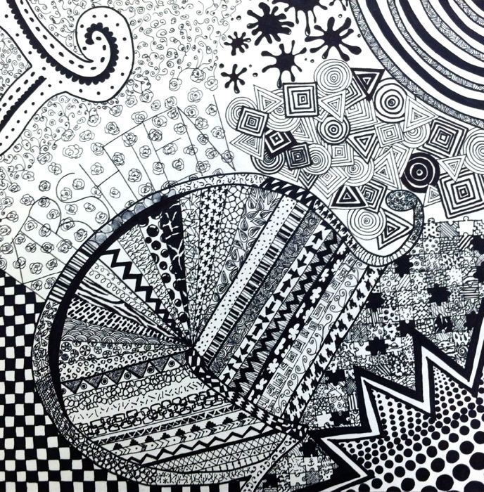 Lines And Shapes : Line art patterns lines and shapes to add variety