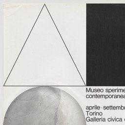 A. G. Fronzoni. Museo Sperimentale d'Arte Contemporanea. 1967 | MoMA
