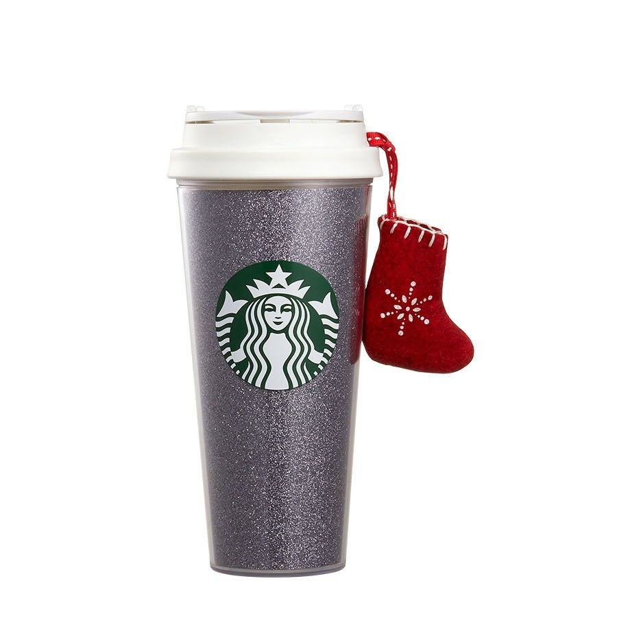b3314e762e STARBUCKS KOREA, 2015 CHRISTMAS SEASONAL, CHARM BLING SILVER TUMBLER 16OZ  #StarbucksKorea #StarbucksTumbler #Christmas