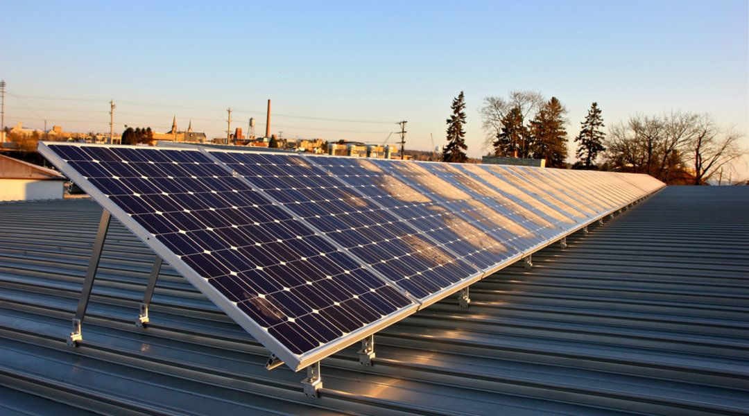 Solar power keeps getting cheaper — but not for the