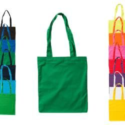 Photo of cotton bags