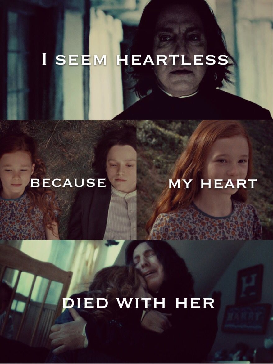 Severus Snape Lily Evans Love Quotes Harry Potter Severus Snape Snape Harry Snape And Lily