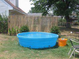 Behlen country pr62 6 foot diameter poly for Plastik pool rund