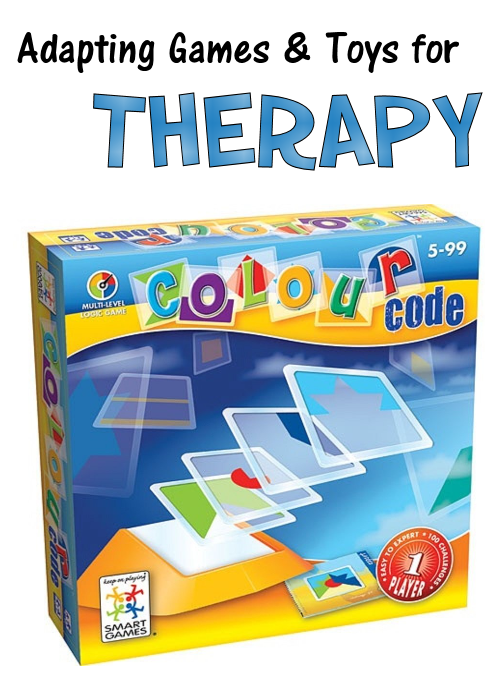 Color Code Games for Therapy Logic games, Logic