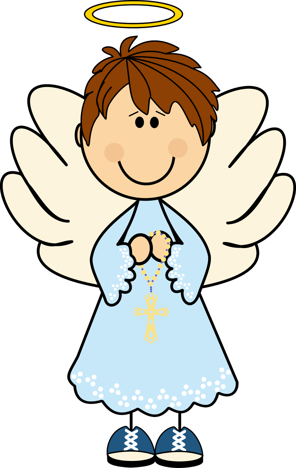 angel clipart free - 820×860