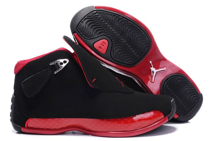 Women Air Jordan 18 Shoes